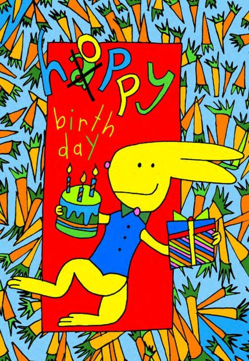 HULLABALOO - HOPPY BIRTHDAY