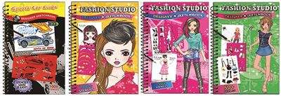 Trace And Learn Pack - Stock Only - 4 Designs x 6